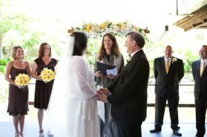 Karl Strauss Brewery Wedding Ceremony