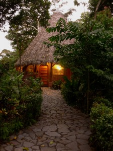 Costa Rica Yoga retreat Bungalow